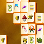 Mahjong Forestier