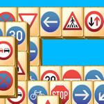 Mahjong Panneaux Routiers