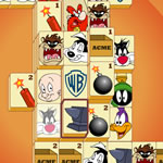 Mahjong Looney Tunes