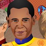 Mahjong Avec Obama