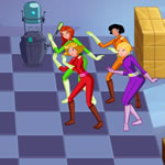 Echecs Totally Spies