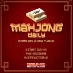 Mahjong Quotidien