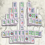 Mahjong En Marbre